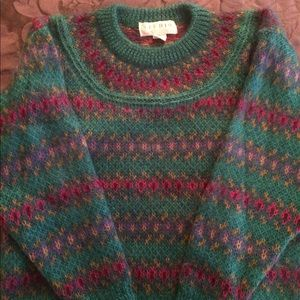 Retro early 90s sweater